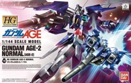 Gundam Model Kit HG 1/144 Age-2 Normal - Bandai [Nieuw]