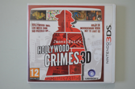 3DS James Noir's Hollywood Crimes 3D