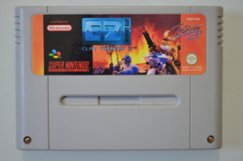 SNES C2 Clayfighter
