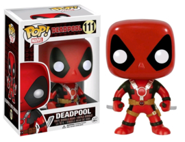 Marvel Deadpool Funko - Deadpool Two Swords #111 [Nieuw]