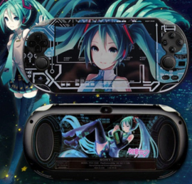 Playstation Vita Decal Skin (Vita 1000) - Hatsune Miku [Nieuw]