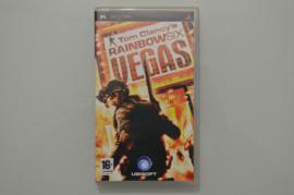 PSP Tom Clancy's Rainbow Six Vegas