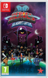 Switch 88 Heroes 98 Heroes Edition [Nieuw]