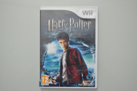 Wii Harry Potter en de Halfbloed Prins