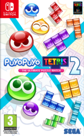 Switch Puyo Puyo Tetris 2 Limited Edition [Pre-Order]