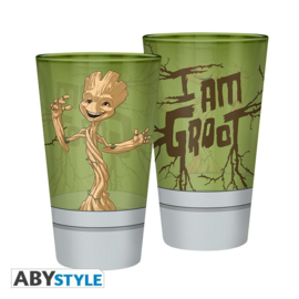 Marvel Glas Guardians Of The Galaxy Groot - ABYStyle [Nieuw]