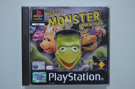 Ps1 Muppet Monster Adventure