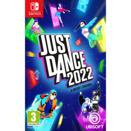 Switch Just Dance 2022 [Pre-Order]