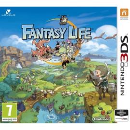 3DS Fantasy Life [Nieuw]
