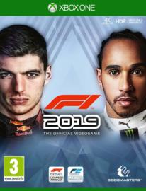 Xbox One F1 2019 [Nieuw]