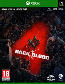 Xbox Back 4 Blood (Xbox One/Xbox Series X) [Pre-Order]