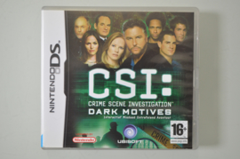 DS CSI Crime Scene Investigation Dark Motives