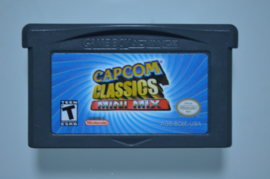 GBA Capcom Classics Mini Mix