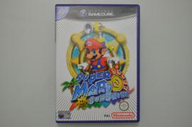 Gamecube Super Mario Sunshine