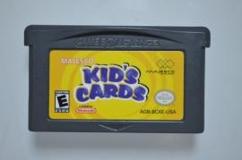 GBA Kid's Cards