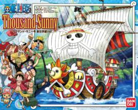 One Piece Model Kit Thousand Sunny New World - Bandai [Nieuw]