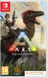 Switch ARK Survival Evolved (Code in a Box) [Nieuw]