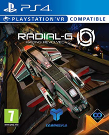 Ps4 Radial-G Racing Revolved (PSVR) [Nieuw]