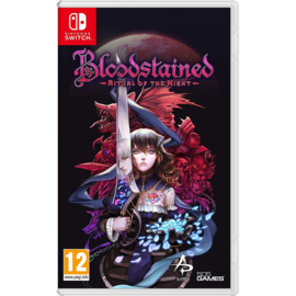 Switch Bloodstained Ritual of the Night [Nieuw]