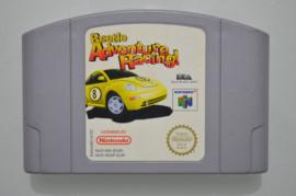 N64 Beetle Adventure Racing!