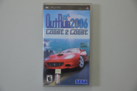 PSP OutRun 2006 Coast 2 Coast (#)
