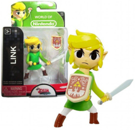 Nintendo Figure The Legend of Zelda Link - World of Nintendo [Nieuw]
