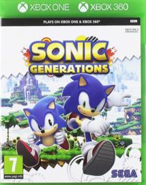 Xbox 360 Sonic Generations [Nieuw]