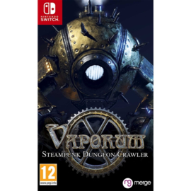 Switch Vaporum Steampunk Dungeon Crawler [Nieuw]