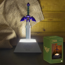 The Legend of Zelda Master Sword Lamp - Paladone