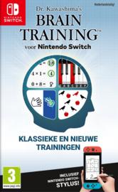 Switch Brain Training (Dr. Kawashima's Brain Training) [Nieuw]