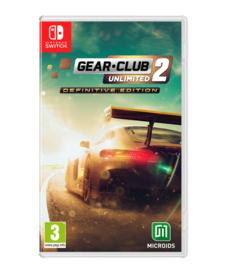 Switch Gear Club Unlimited 2 Defintive Edition [Pre-Order]
