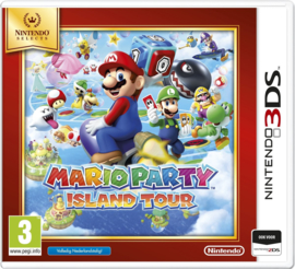 3DS Mario Party Island Tour (Nintendo Selects) [Nieuw]