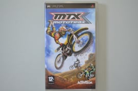 PSP MTX Mototrax