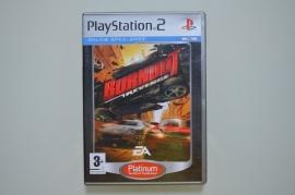 Ps2 Burnout Revenge (Platinum)