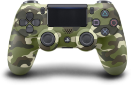 Playstation 4 Controller Wireless Dualshock V2 (Camouflage Green) - Sony [Nieuw]