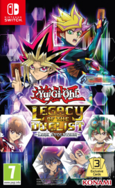 Switch Yu-Gi-Oh! Legacy of the Duelist Link Evolution [Nieuw]