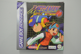 GBA Mega man Battle Network [Compleet]