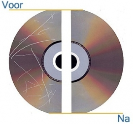 Disc Repair - Laat je cd's polijsten! [1 Game]
