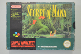 SNES Secret of Mana [Compleet]