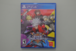 Ps4 Blazblue Cross Tag Battle (#)