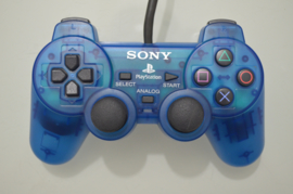 Playstation 1 Controller Dualshock Blauw - Sony