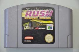 N64 San Francisco Rush Extreme Racing