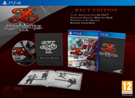 Ps4 YS IX Monstrum Nox Pact Edition [Pre-Order]