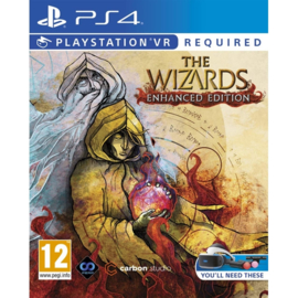 Ps4 The Wizards Enhanced Edition (PSVR) [Nieuw]