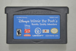 GBA Disney's Winnie The Pooh's Rumbly Tumbly Adventure