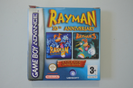 GBA Rayman 10th Anniversary [Compleet]