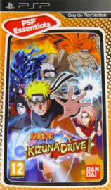 PSP Naruto Shippuden Kizuna Drive (Essentials) [Nieuw]