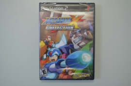 Ps2 Mega Man X Collection [Amerikaanse Import] [Nieuw]