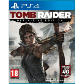 Ps4 Tomb Raider Definitive Edition [Nieuw]