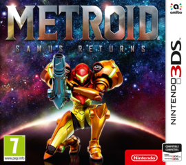 3DS Metroid Samus Returns [Nieuw]